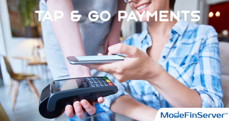 Tap & Go Payments / Contactless Payments